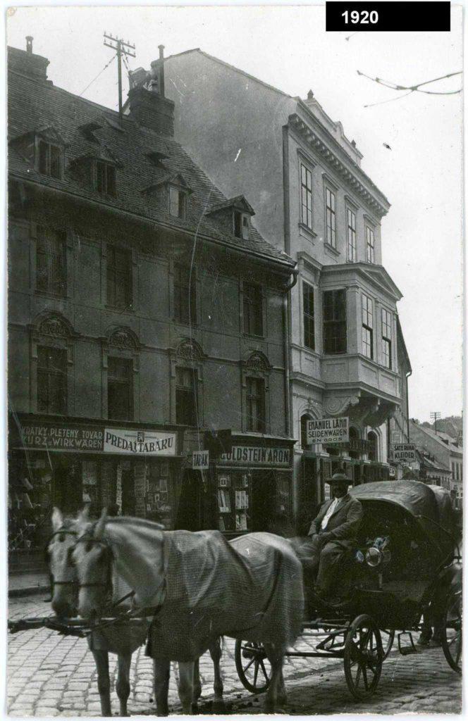 Bratislava očami Bratislavčana 1062