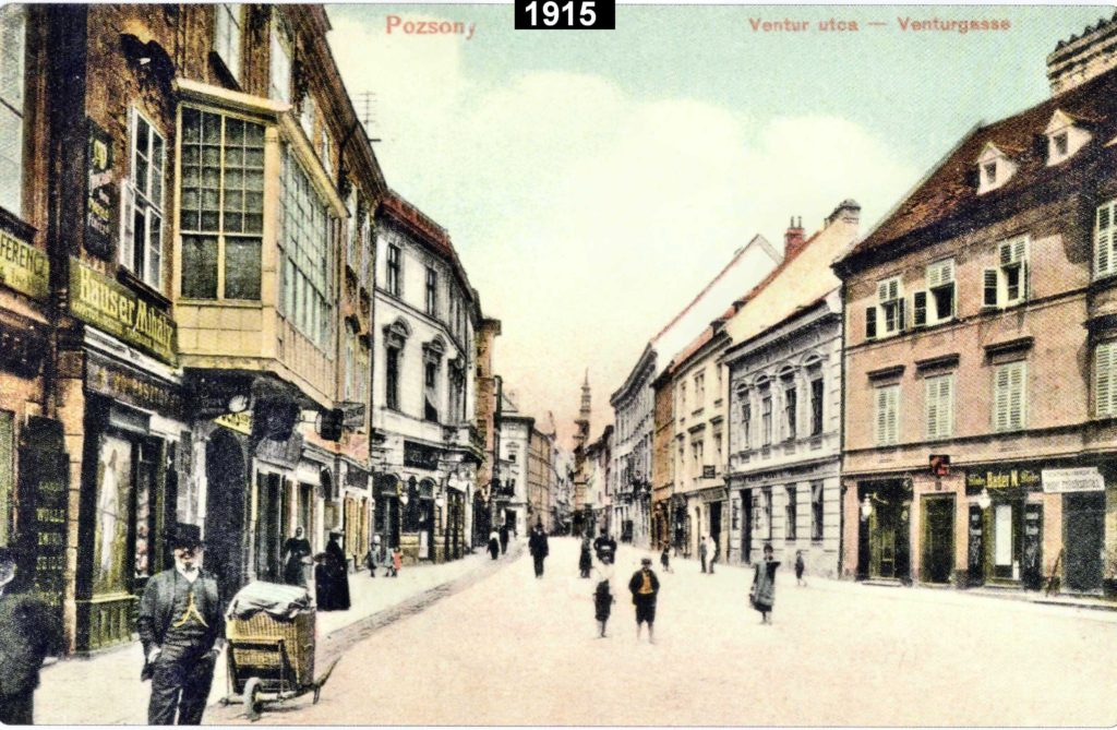 Bratislava očami Bratislavčana 950
